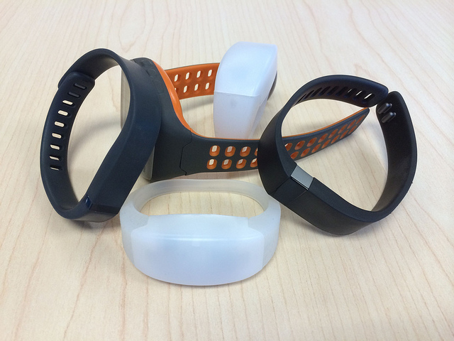 physical activity trackers
