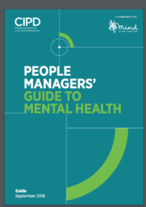 People Managers' Guide to Mental Health