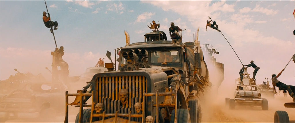 Scene from Fury Road